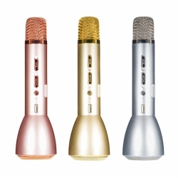 K088 Portable Mini Karaoke Microphone